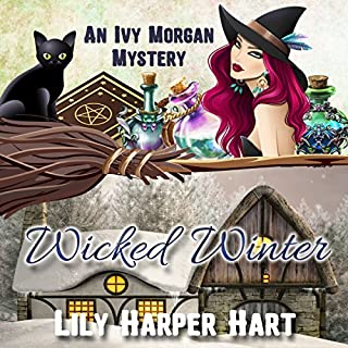 Wicked Winter audiobook cover art