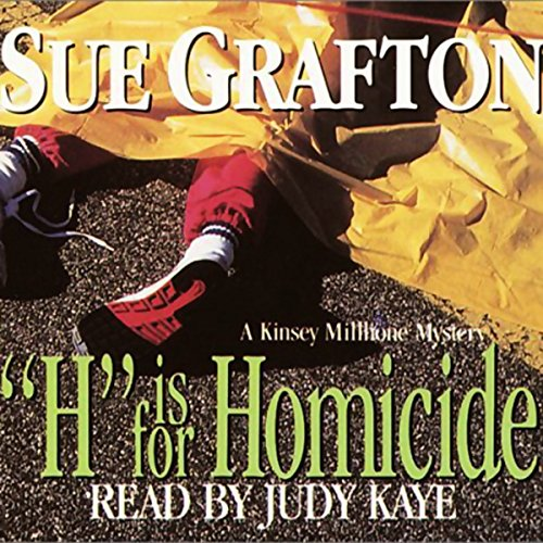 H is for Homicide cover art