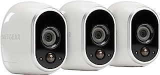 Arlo Security System - 3 Wire-Free HD Cameras, Indoor/Outdoor, Night Vision (VMS3330)