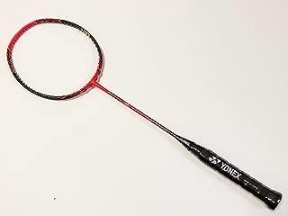 YONEX Voltric Z Force II Unstrung Badminton Racquet (Bright Red, G4, 80-84.9 Grams, 24 lbs)