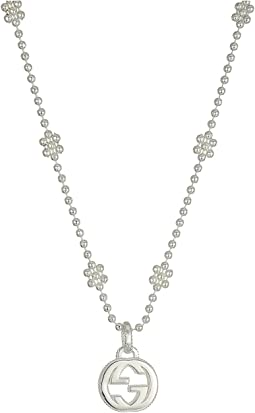 Gucci - 40cm Interlocking G Necklace