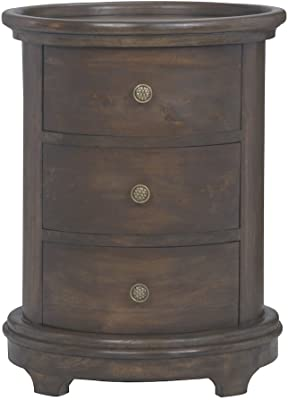 Sterling Home Drummond Heritage Grey Stain chest of drawers, Brown