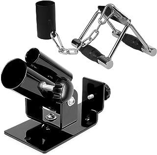 Yes4All Deluxe T-Bar Row Platform – Full 360° Swivel &...