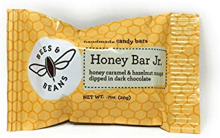 Bees And Beans, Honey Bar Reserve Junio, 0.7 Ounce