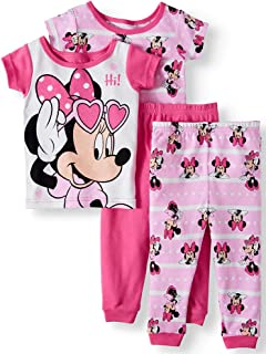 b21d43777d19 Amazon.com  Minnie Mouse - Sleepwear   Robes   Clothing  Clothing ...