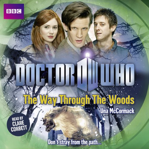 Doctor Who: The Way through the Woods audiobook cover art