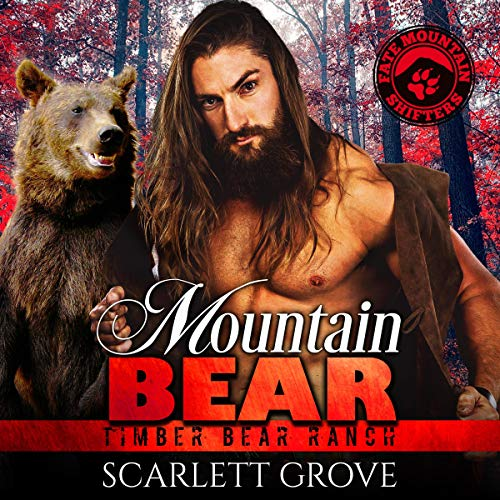 Mountain Bear (Bear Shifter Romance) audiobook cover art
