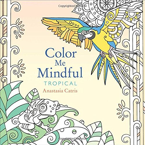 Color Me Mindful: Tropical (3)
