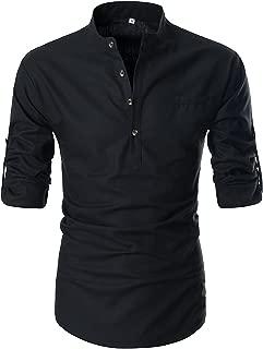 Best pure linen shirt mens Reviews