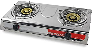 Best 2 burner gas stove auto ignition Reviews
