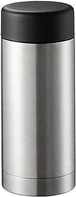 マグボトル スリム 直飲み サーモ ステンレスボトル 保温 保冷 水筒 S 200ml シルバー TS-1416-005