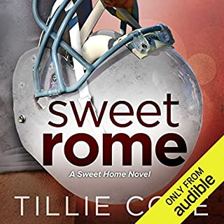 Sweet Rome                   By:                                                                                                                                 Tillie Cole                               Narrated by:                                                                                                                                 David Radford                      Length: 12 hrs     15 ratings     Overall 4.6