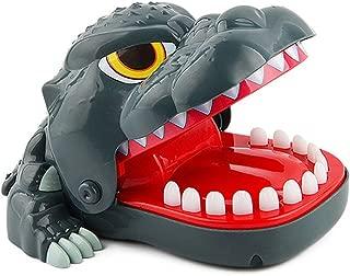 Oun Nana Dinosaur Dentist - Dinosaur bite Finger Game