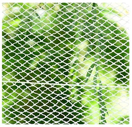XCY Dauerhafte Sicherheitsnetz Kinder-Anti-Fall-Net, Außen Zaun-Netz Schutz Net Dekoration Net Cat Netz, Zum Klettern Geeignet Balkon Geländer Hammock Trampolin Krippe Etagenbett Safety Net,3 * 10M