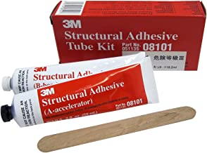 3M 08101 Structural Adhesive Tube - 2 fl. oz.