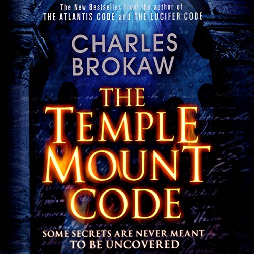 The Temple Mount Code audiobook cover art