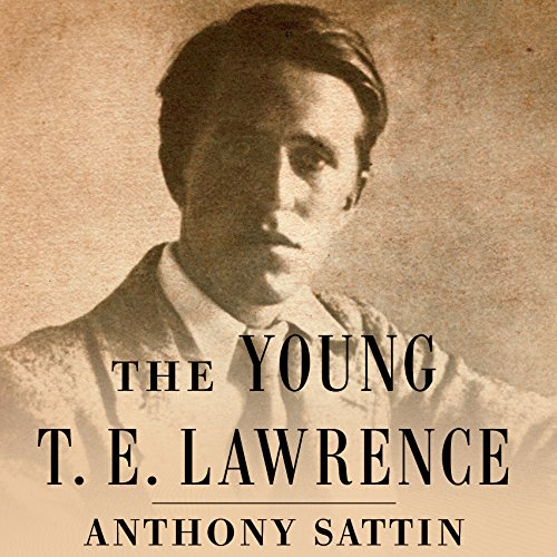 The Young T.E. Lawrence audiobook cover art