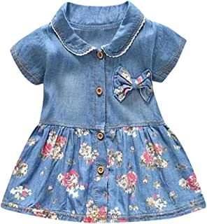 denim dress 0-3 months