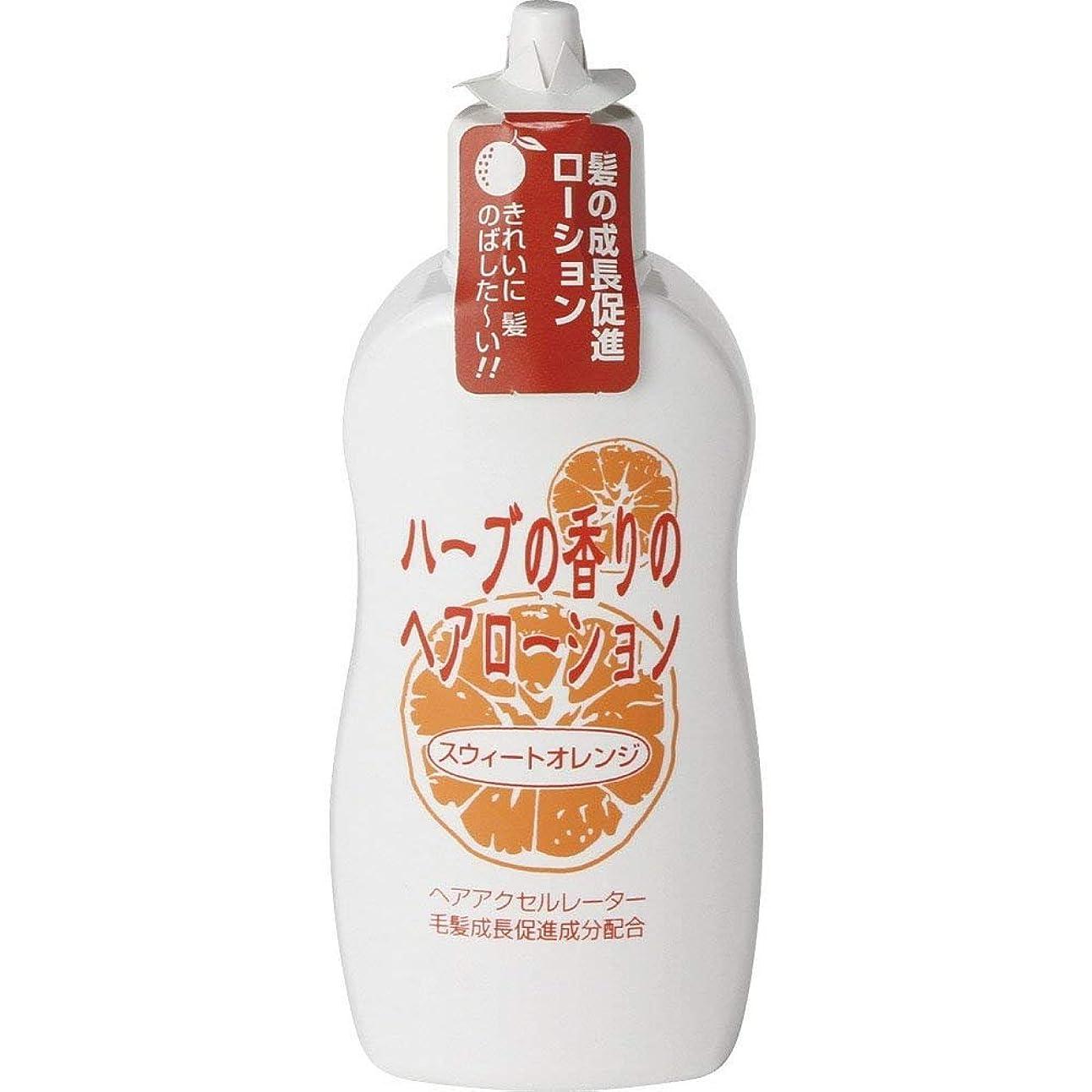 空港放射能つづりヘアアクセルレーター スウィートオレンジの香り 150mL×6個