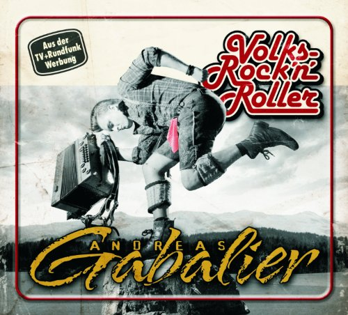 Volks-Rock'n'Roller (Österreich Version mit Tuch)