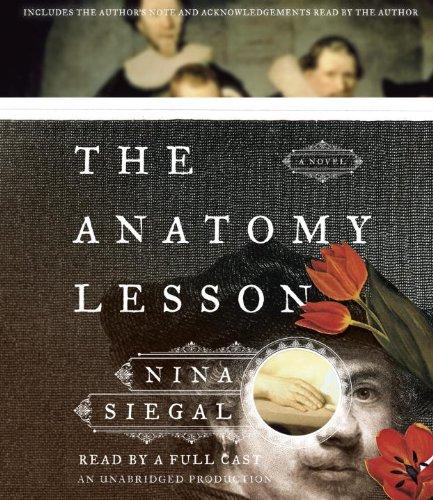 『The Anatomy Lesson』のカバーアート
