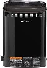 Amerec Sauna DesignerB 6KW Sauna Heater with rocks and controls mounted to unit