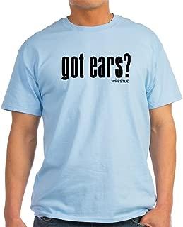 Wrestling Got Ears Light T-Shirt Cotton T-Shirt