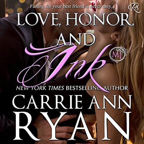 Love, Honor, and Ink cover art