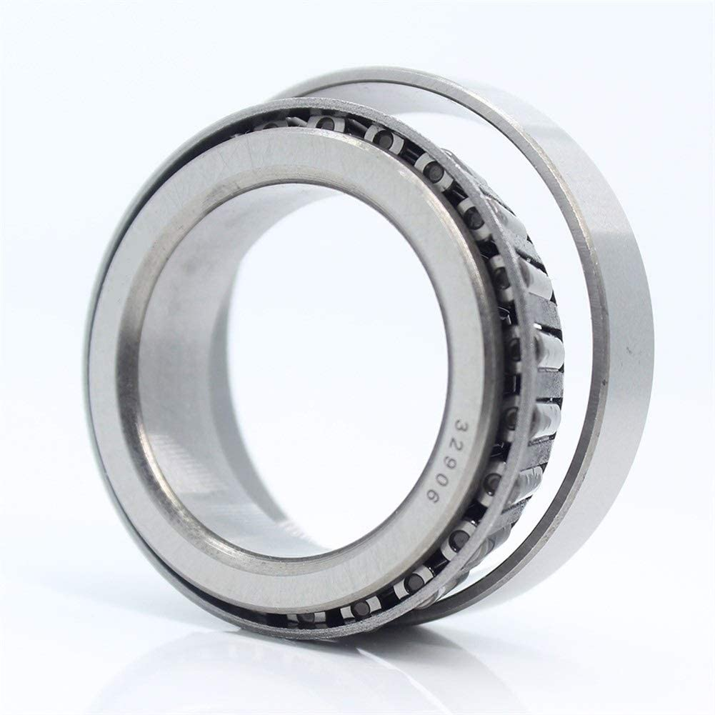55% OFF KHJK Ranking TOP14 Durable Flexible 32906 X Tapered Bearings 30x47x12 m Roller