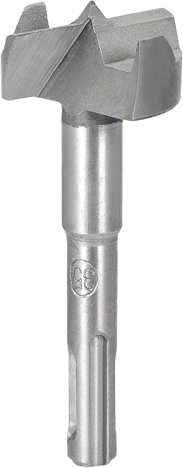 uxcell Forstner Wood Boring Drill Bit Saw Dia. Carbide Hole 35mm Popular shop is the lowest Max 67% OFF price challenge
