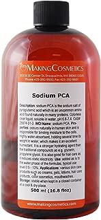 MakingCosmetics - Sodium PCA - 16.8floz / 500ml - Cosmetic Ingredient