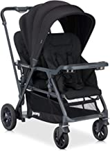 sit and stand stroller with infant seat