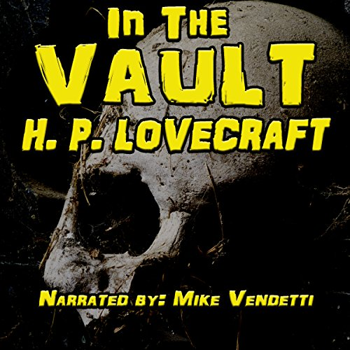In the Vault audiobook cover art