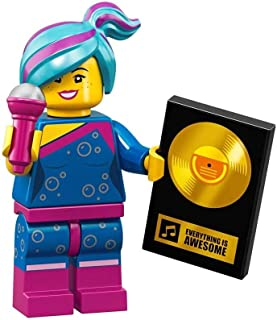 The LEGO Movie 2 Collectible MiniFigure - Flashback Lucy (Sealed Pack)