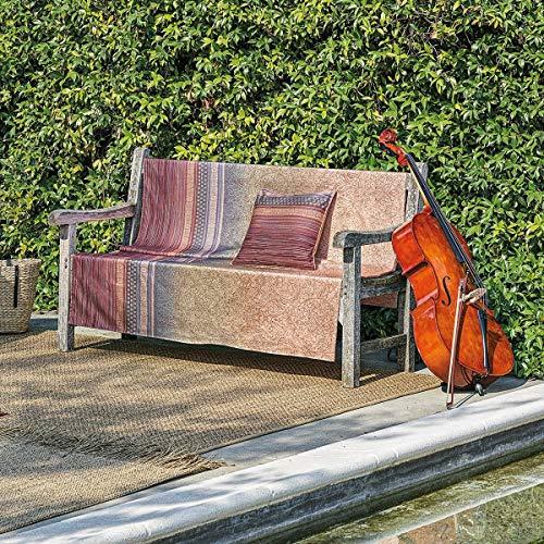 Bassetti Einrichtungsfoulard Nabucco blu-B1, 350x270 cm