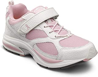 Women's Victory White Diabetic Athletic Shoes