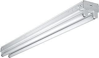 Metalux 8TSSF-232-UNV-EB81-U 4 Lamp, Tandem 8' Standard Striplight, CEE Listed Electronic Ballast, T8, Flip-Up Sockets