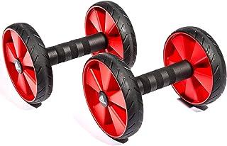 adidas(アディダス) トレーニング 腹筋ローラー コアローラー 2個セット ADAC-11604