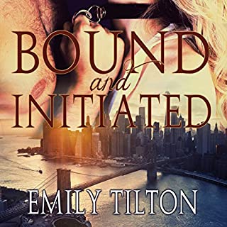 Bound and Initiated audiobook cover art