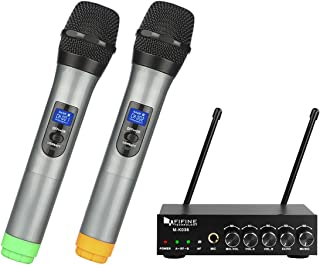 recording microphone wireless