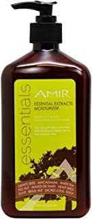 Amir Essentials Essential Extracts Moisturizer, 18 fl. oz