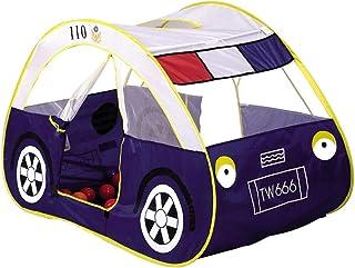 HLDX Carpas de Juegos para niños y niñas Casa de Juguete Plegable portátil para Interiores y Exteriores Juegos de imitación Mobiliario y materiales para educación temprana