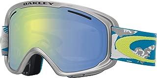 Oakley O2 XM Adult Goggles - GI Camo Aurora Blue/HI Yellow Iridium/One Size