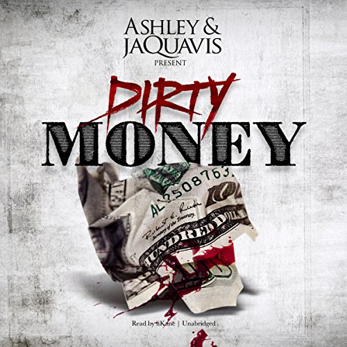 Dirty Money audiobook cover art