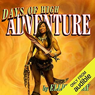 Days of High Adventure audiobook cover art