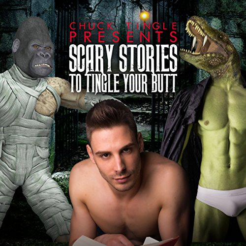Scary Stories to Tingle Your Butt cover art