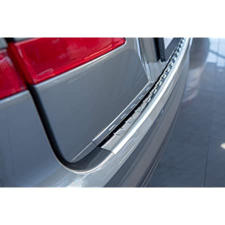 Pr Folia Ladekantenschutz Tucson Ab Bj 2016 Carbon Schutzfolie Stoßstangenschutz Folie Autofolie Auto