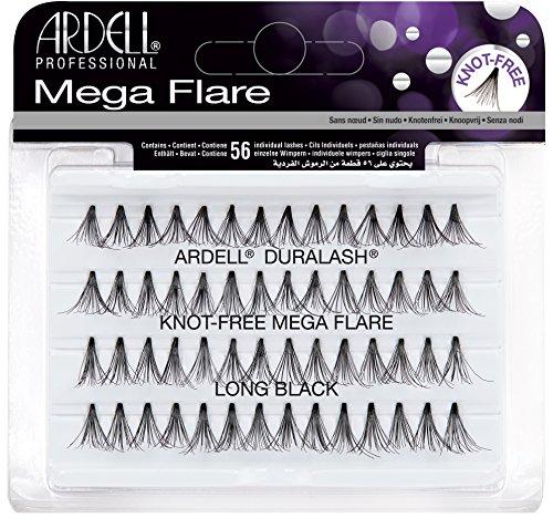ARDELL Mega Individuals Knot-Free Long Black, 25 g