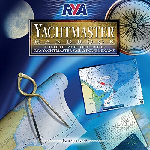 RYA Yachtmaster Handbook cover art