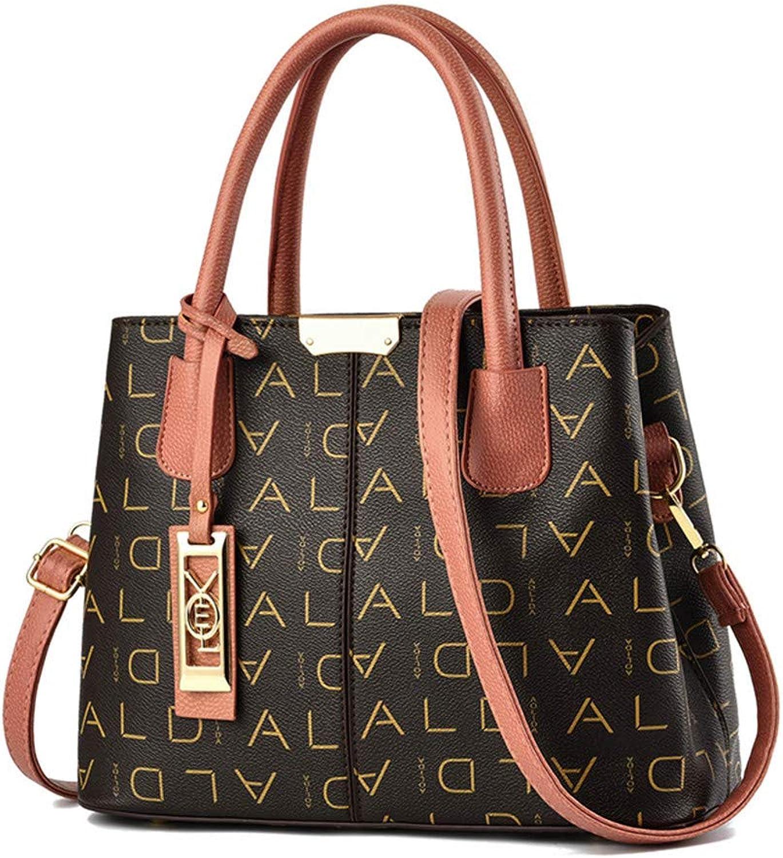 MINGYEER-STB MINGYEER-STB MINGYEER-STB Tasche weibliche Handtasche im mittleren Alter Mutter Tasche große Tasche Umhängetasche Messenger Bag Handtasche B07QSQ2W2R  Youzi Produkte 9c4492